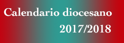 Calendario diocesano 2017-2018